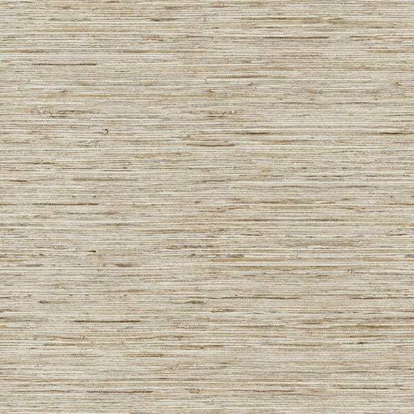 Grasscloth Peel Stick Wallpaper in Taupe and Gold by RoomMates for York Wallcoverings e9194577 ce7e 4608 b1a8 b4d132b50e51 grande