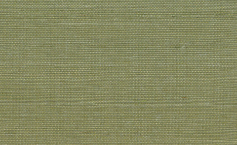Grasscloth Wallpaper in Greens design by Seabrook Wallcoverings