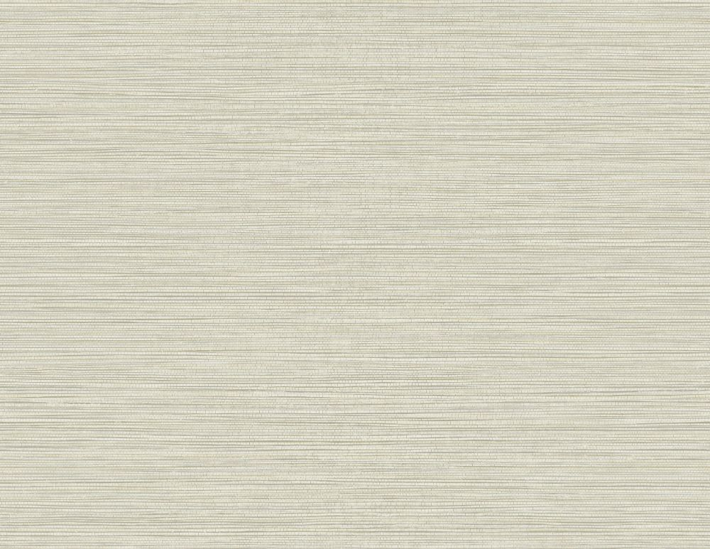 Grasslands Wallpaper in Heather Grey from the Texture Gallery Collection by Seabrook Wallcoverings