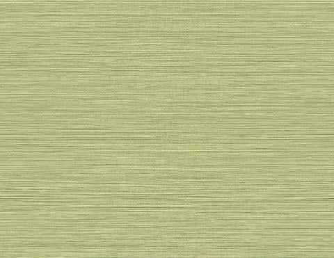 Grasslands Wallpaper in Lime Moss from the Texture Gallery Collection by Seabrook Wallcoverings