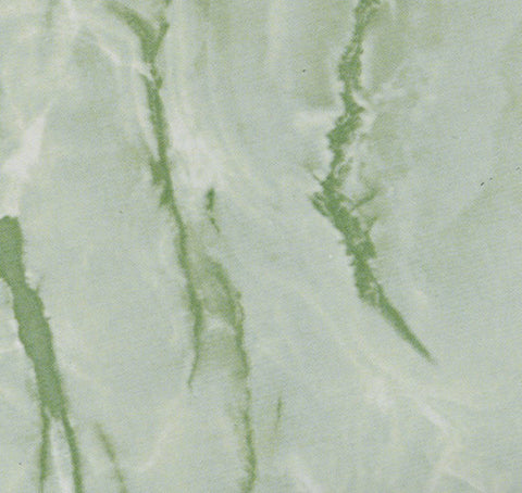 Green Marble Contact Wallpaper by Burke Decor
