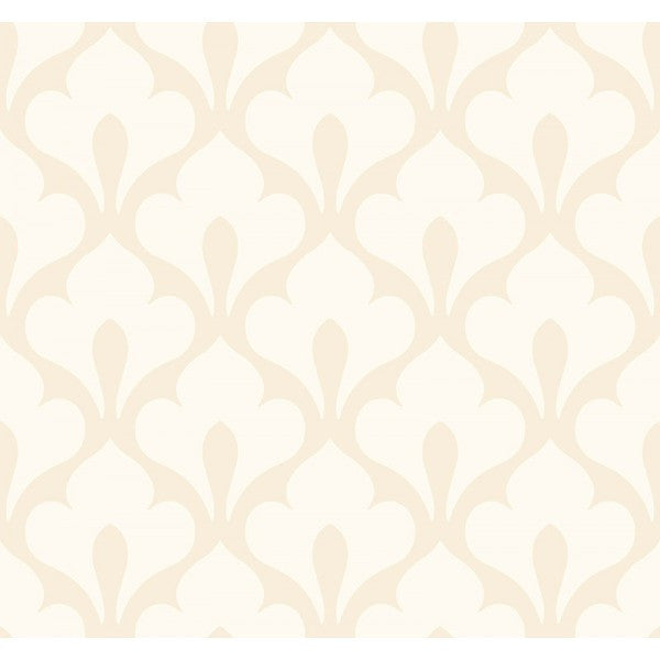 Grenada Wallpaper in Neutrals from the Tortuga Collection by Seabrook Wallcoverings
