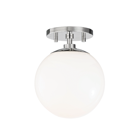 Stella 1 Light Semi Flush by Mitzi