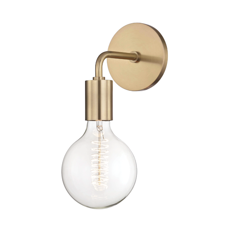 "Ava 1 Light Wall Sconce ""B"" Style by Mitzi"
