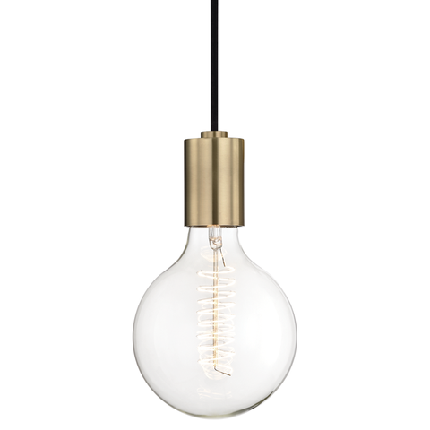 Ava 1 Light Pendant by Mitzi