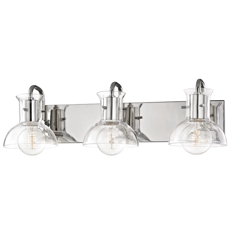 Riley 3 Light Bath Bracket