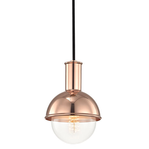 Riley 1 Light Pendant by Mitzi