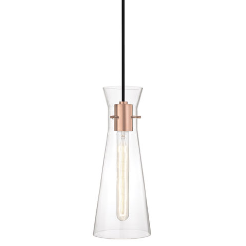 Anya 1 Light Pendant by Mitzi