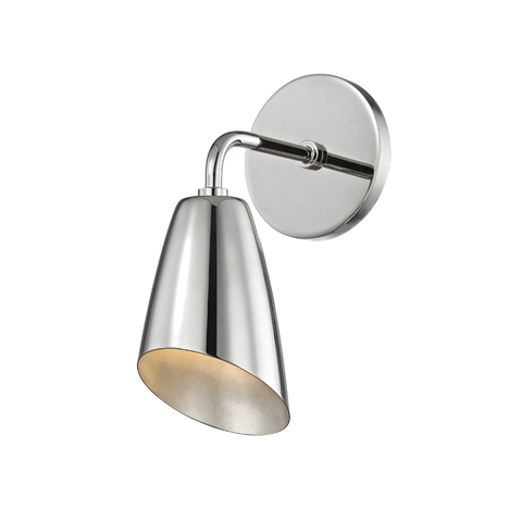 Kai 1 Light Wall Sconce by Mitzi