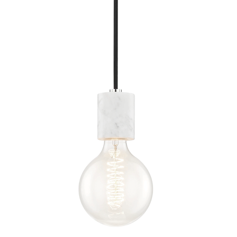 Asime 1 Light Pendant by Mitzi