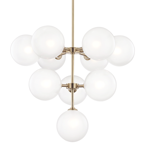 Ashleigh 10 Light Chandelier