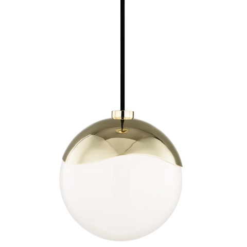 Ella 1 Light Small Pendant by Mitzi
