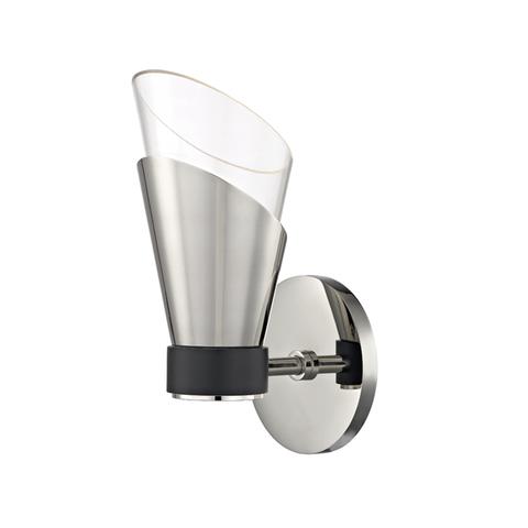Angie 1 Light Wall Sconce by Mitzi