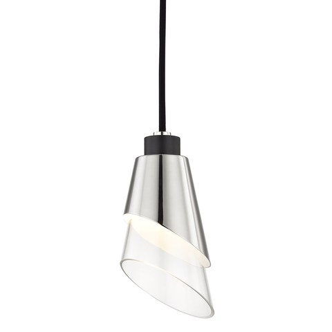 Angie 1 Light Pendant by Mitzi