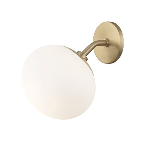Estee 1 Light Wall Sconce by Mitzi