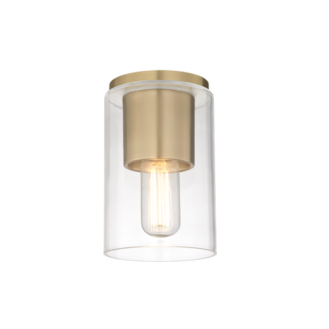 Lula 1 Light Flush Mount by Mitzi