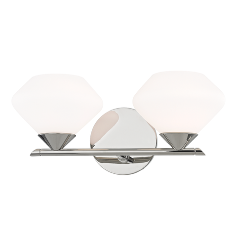 Valerie 2 Light Bath Bracket by Mitzi