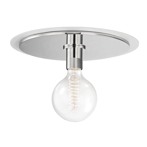 Milo 1 Light Large Flush Mount by Mitzi