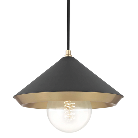 Marnie 1 Light Large Pendant by Mitzi