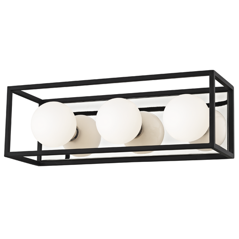 Aira 3 Light Bath Bracket by Mitzi