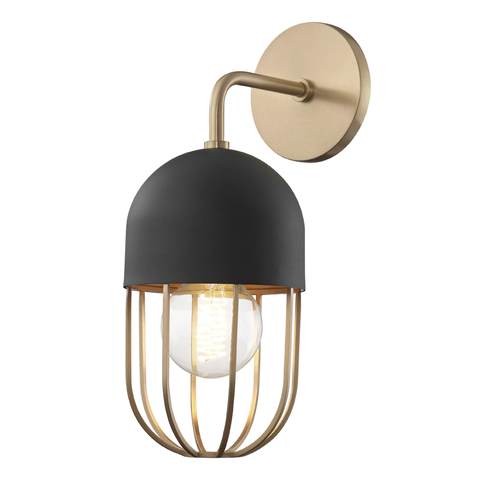 Haley 1 Light Wall Sconce by Mitzi