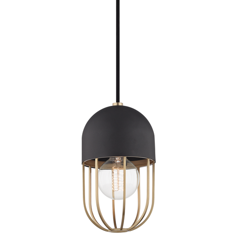 Haley 1 Light Pendant by Mitzi