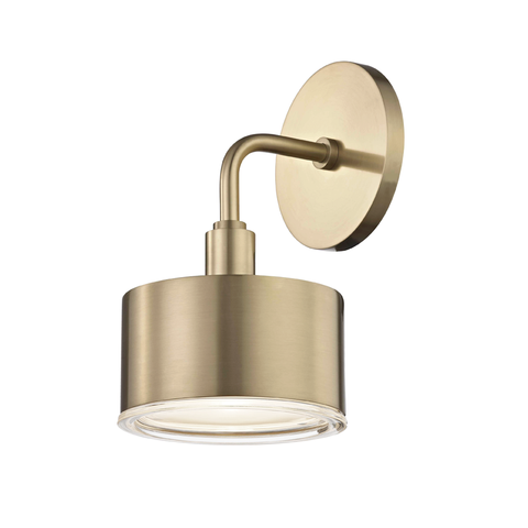 Nora 1 Light Wall Sconce by Mitzi