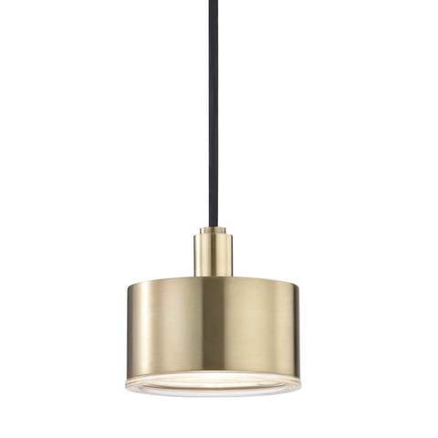 Nora 1 Light Pendant by Mitzi