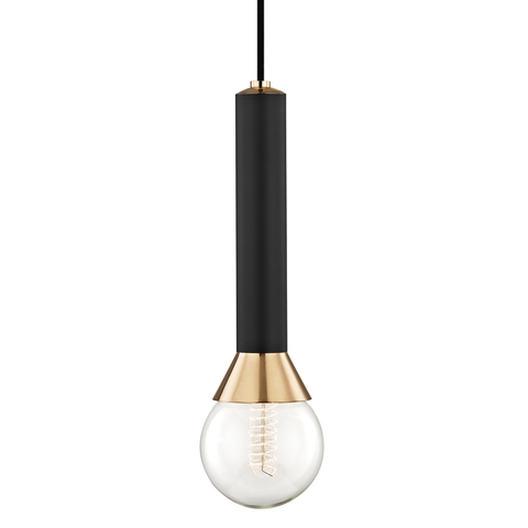 Via 1 Light Pendant by Mitzi