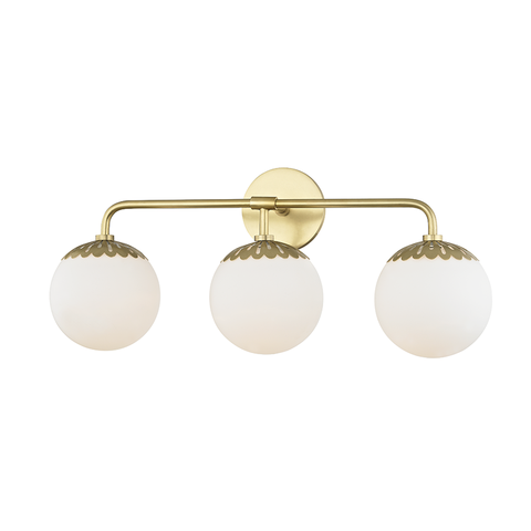 Paige 3 Light Bath Bracket