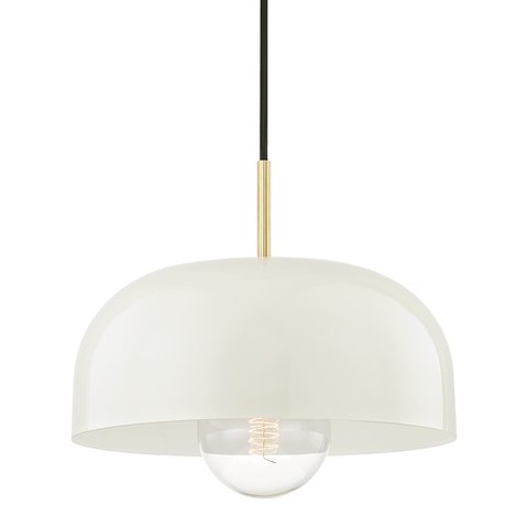 Avery 1 Light Large Pendant by Mitzi