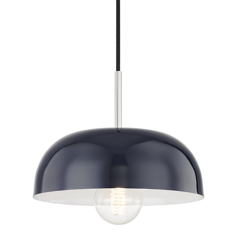 Avery 1 Light Small Pendant by Mitzi
