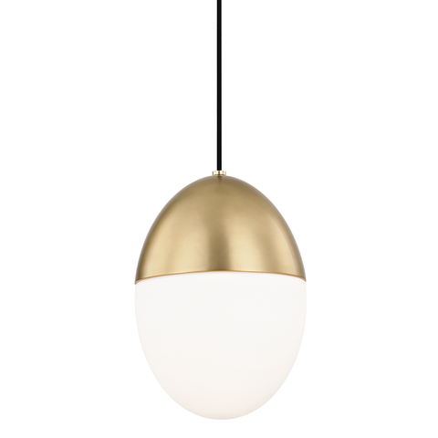 Orion 1 Light Large Pendant by Mitzi