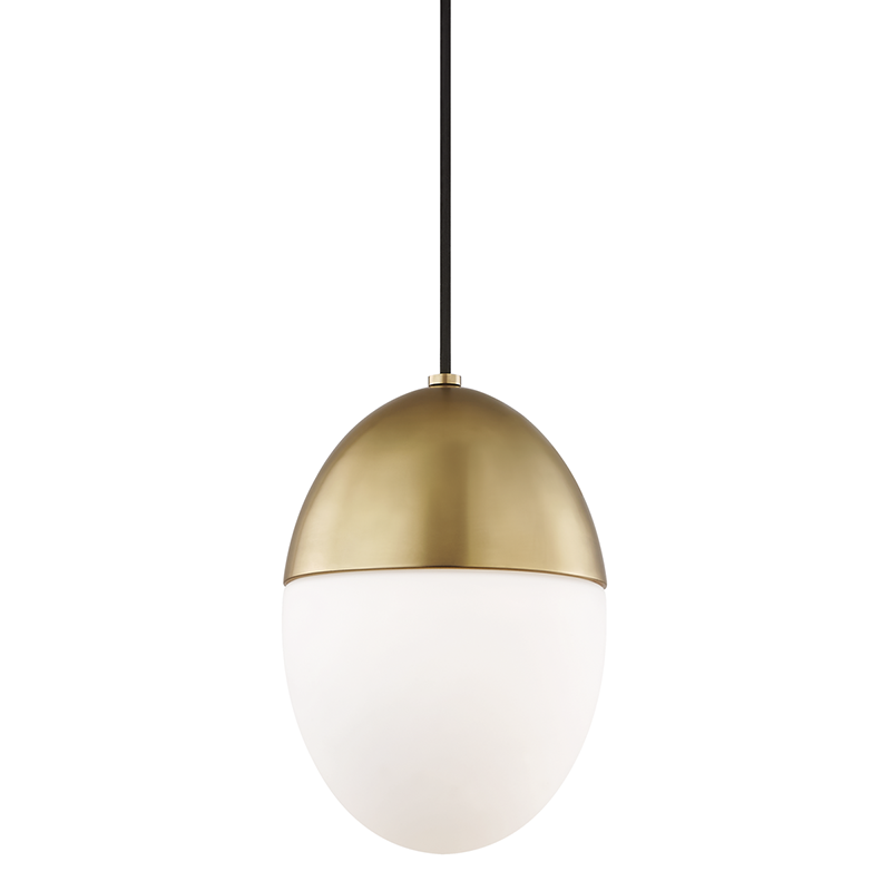 Orion 1 Light Small Pendant by Mitzi