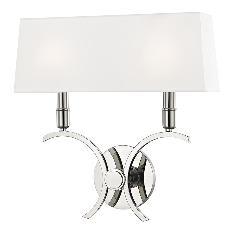 Gwen 2 Light Large Wall Sconce