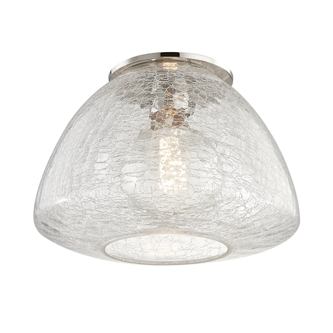Maya 1 Light Large Flush Mount by Mitzi