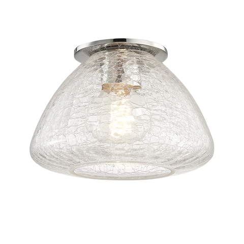 Maya 1 Light Small Flush Mount by Mitzi