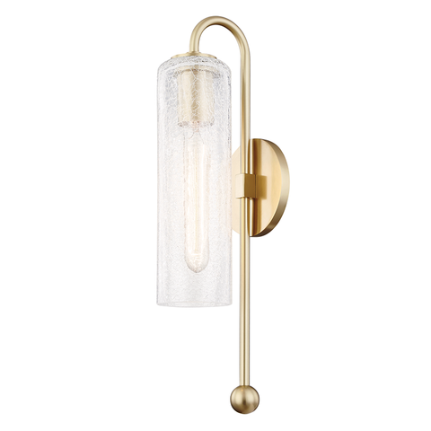 Skye 1 Light Wall Sconce by Mitzi