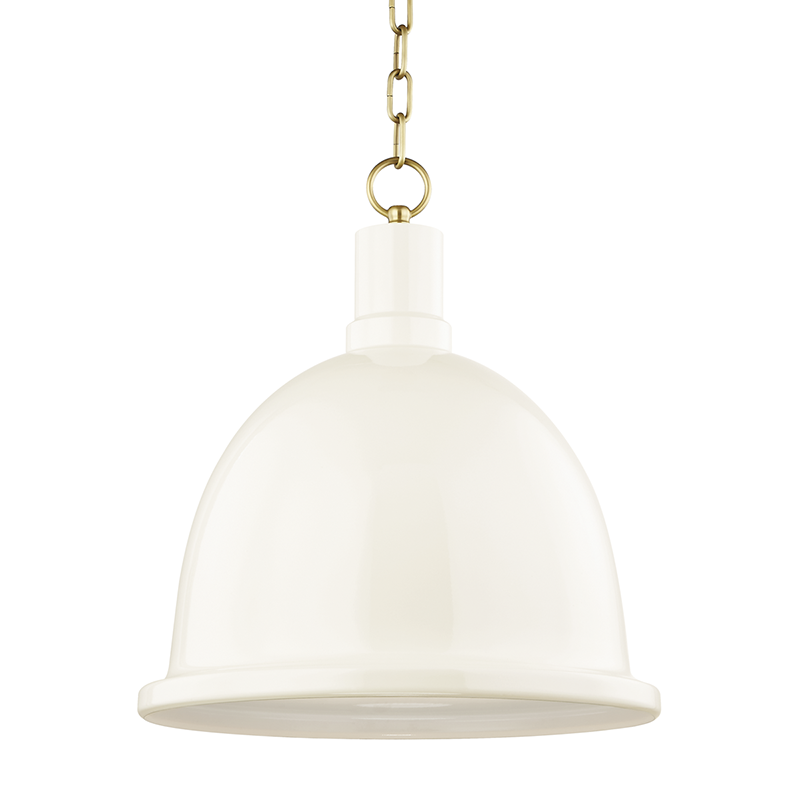 Blair 1 Light Pendant in Various Colors by Mitzi