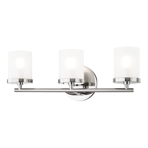 Ryan 3 Light Bath Bracket by Mitzi