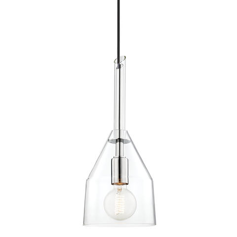 Sloan 1 Light Small Pendant by Mitzi