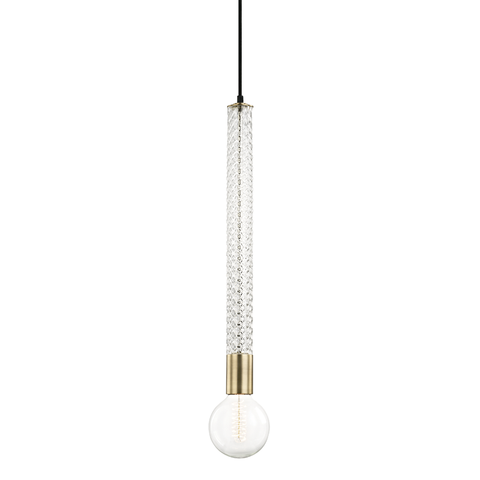 Pippin 1 Light Pendant by Mitzi