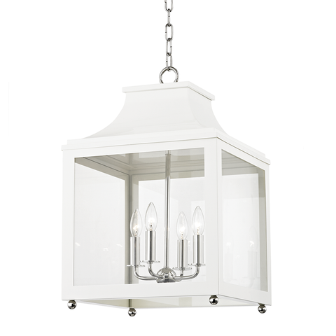 Leigh 4 Light Large Pendant by Mitzi