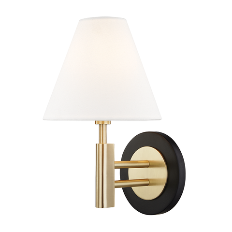 Robbie 1 Light Wall Sconce by Mitzi