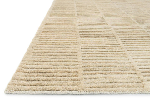 Hadley Rug in Natural design by Loloi
