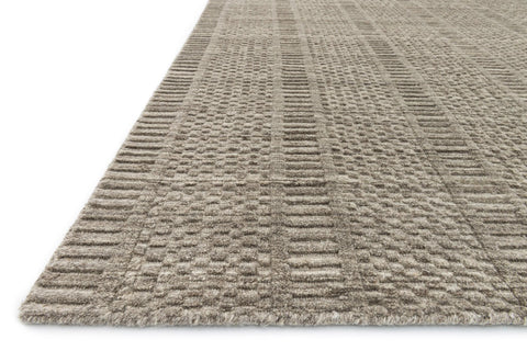 Hadley Rug in Stone design by Loloi