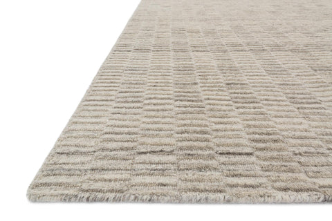 Hadley Rug in Oatmeal design by Loloi