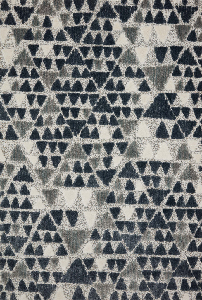 Hagen Rug in Slate / Denim by Loloi II