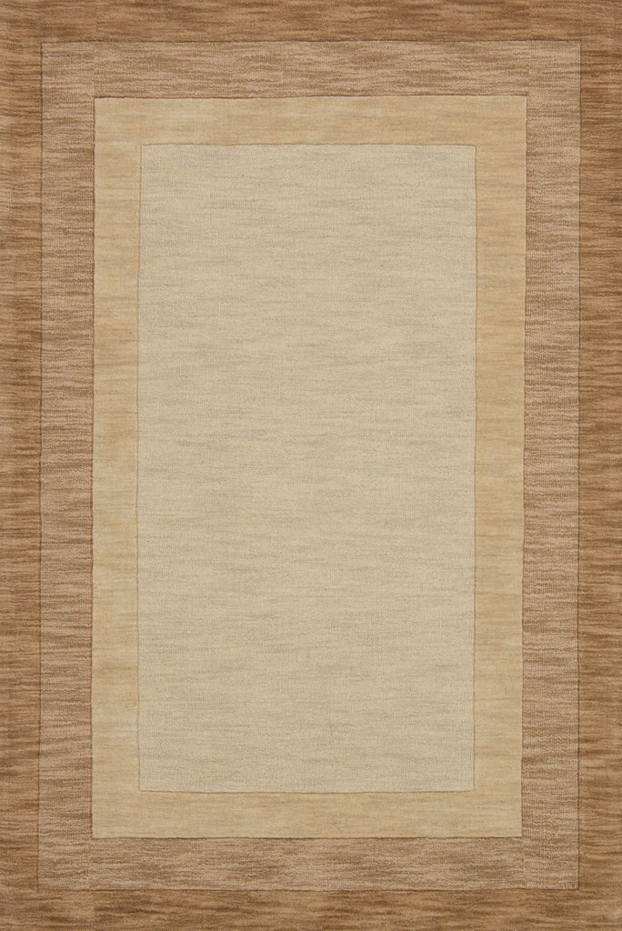 Hamilton Rug in Beige by Loloi