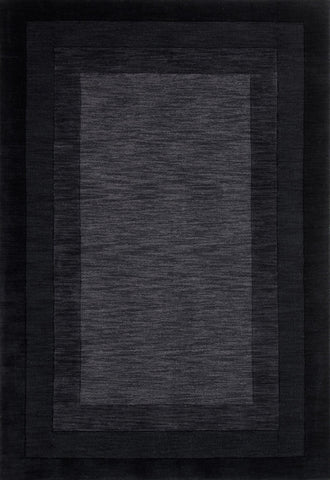 Hamilton Rug in Grey & Charcoal by Loloi